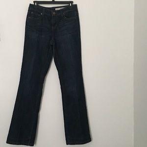 DKNY bootcut jeans